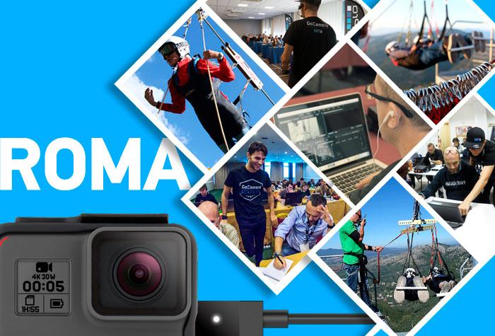gopro bootcamp roma