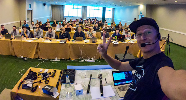 GoPro Bootcamp Docenti, YouTuber e Instagrammer Pro