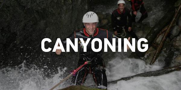 gopro bootcamp canyoning
