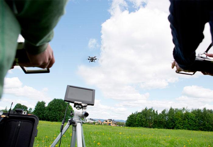 corsi droni amatoriali