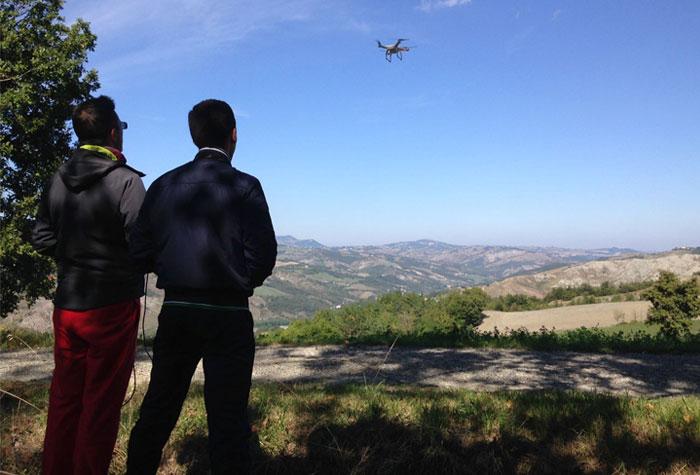 corsi droni individuali