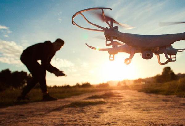corso drone pratica volo