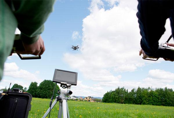 corso drone individuale