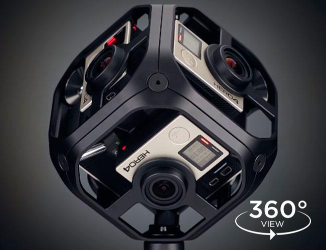 corso professionale video 360