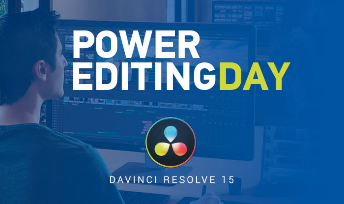 corso video editing davinci resolve