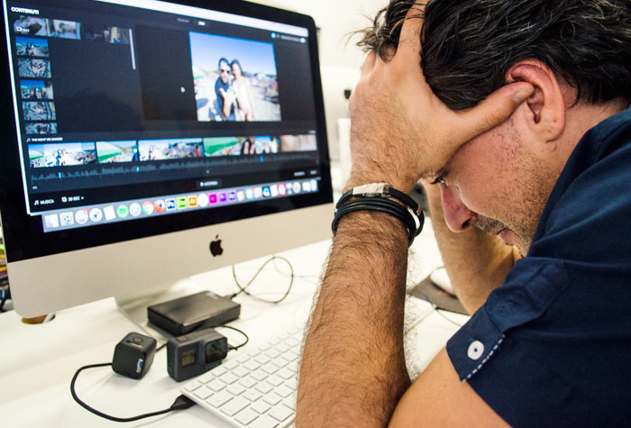 GoPro Bootcamp Corso Video Editing