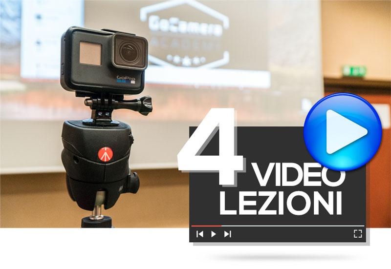 video lezioni gopro online