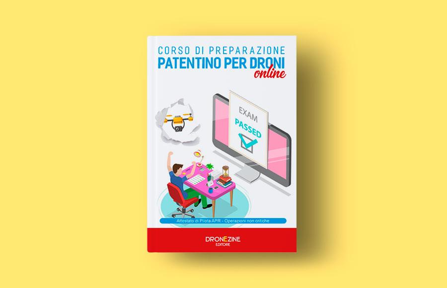 corso preparazione patentino droni online