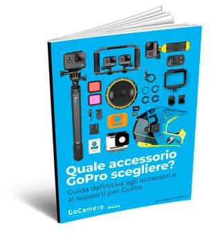 Guida quale accessorio GoPro scegliere