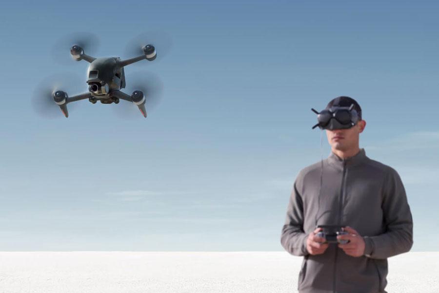 corso drone dji fpv