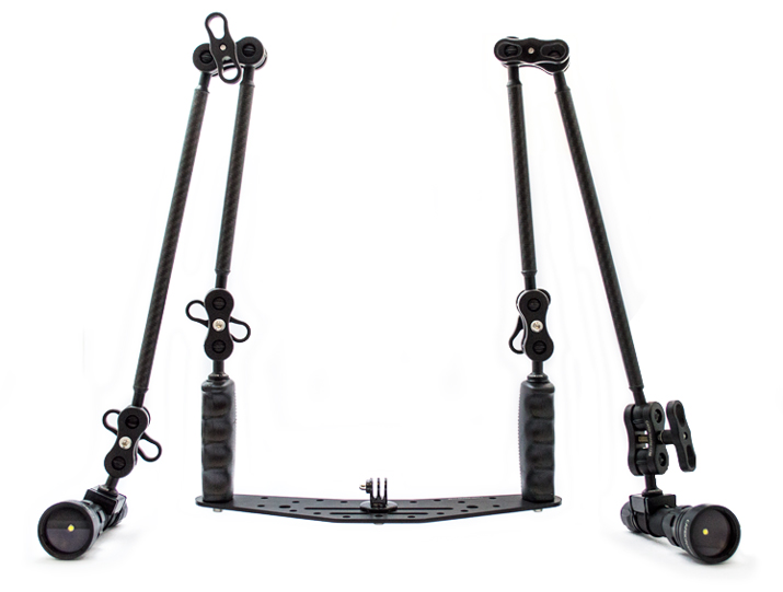 Kit Completo Subacquea GoPro con Luci Expert