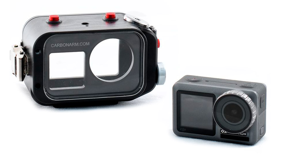 CarbonArm Case 250m per DJI Osmo Action