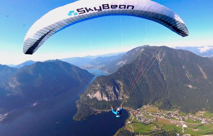 SkyBean ChaseCam supporto da parapendio per GoPro HERO6/5 Black