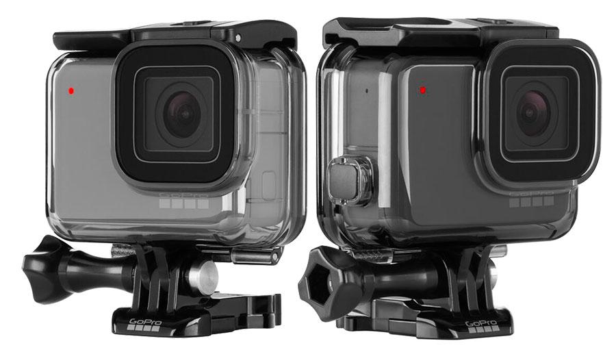 GoPro Custodia protettiva per HERO7 Silver e White