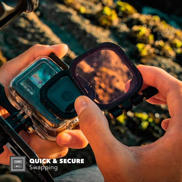 PolarPro Divemaster Kit per GoPro HERO8 Black