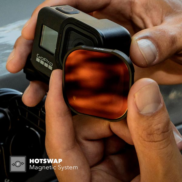 PolarPro Filtro Neutro per GoPro HERO8 Black