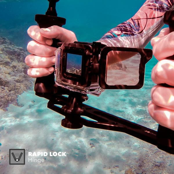 PolarPro Divemaster Kit per GoPro HERO7/6/5 Black