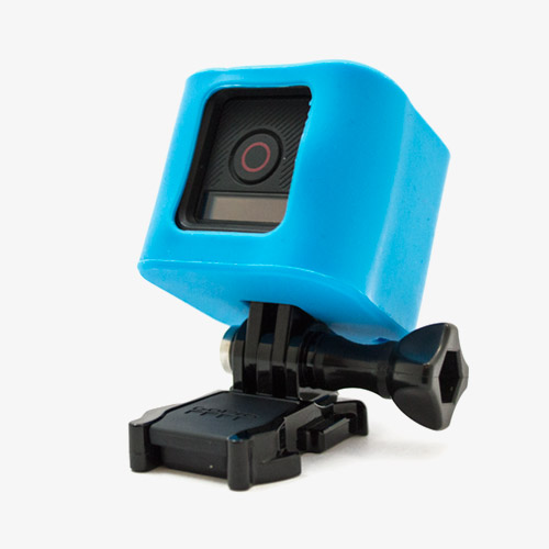 Bumper Cover con Low Profile Frame per GoPro Session