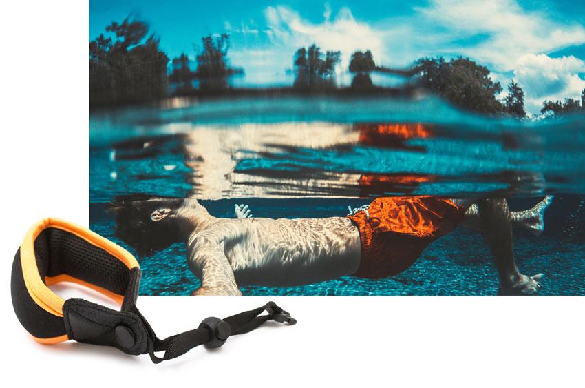 GoCamera Floaty Wrist