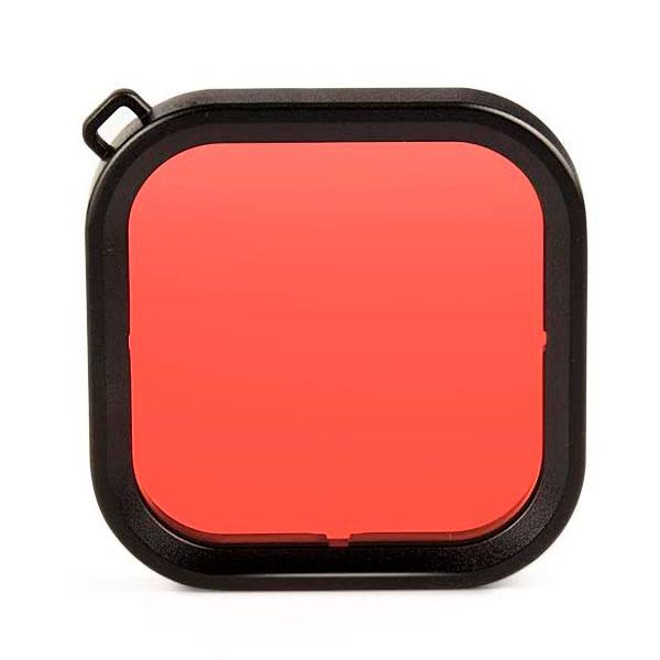 filtro rosso case gopro hero 8