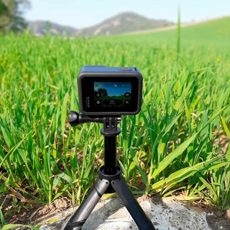 GoCamera Multi Tripod Nero per GoPro