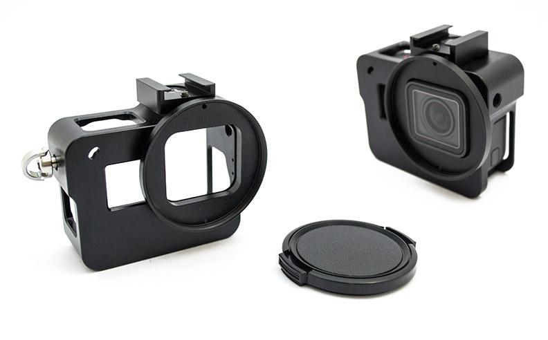GoCamera Vlogging Cage per GoPro HERO6 e HERO5 Black