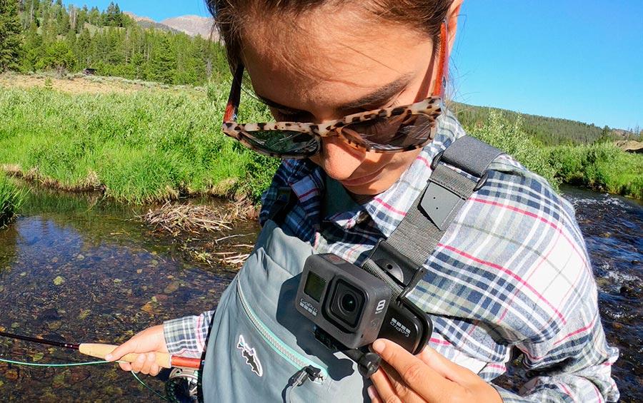 GoPro Clip girevole magnetica