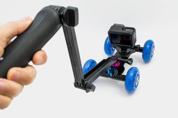 GoCamera Dolly carrello per GoPro