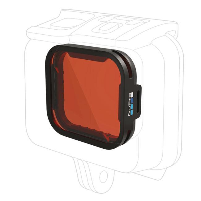 GoPro Filtro Rosso per HERO7 Black