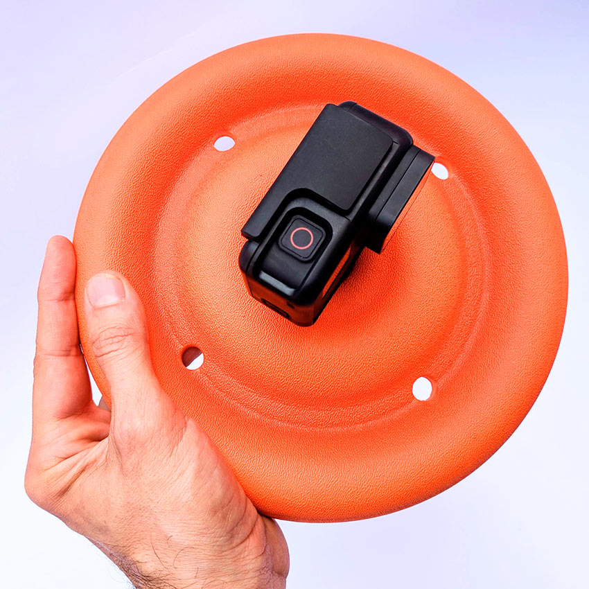 GoCamera Floaty Disc per GoPro