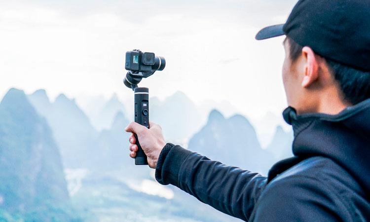 FeiyuTech G6 Gimbal Impermeabile per GoPro