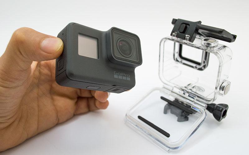 GoCamera Case EasyWear 45m per GoPro HERO7 Black
