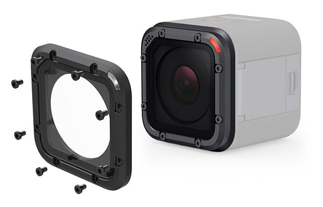 GoPro Kit sostituzione lenti per HERO5 Session