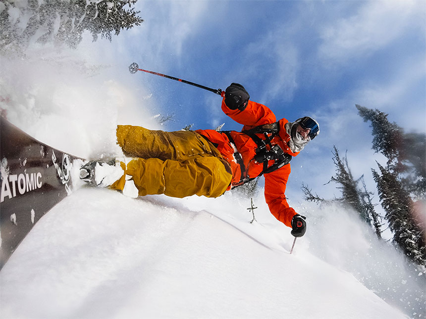 GoPro Ski Bundle