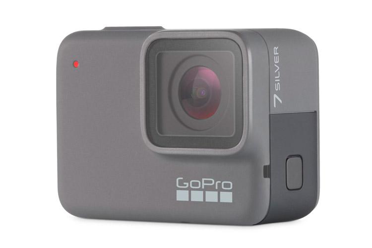 GoPro Sportello laterale di ricambio per HERO7 Silver