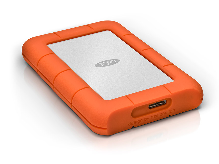 lacie hard disk portatile
