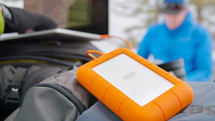 hard disk portatile