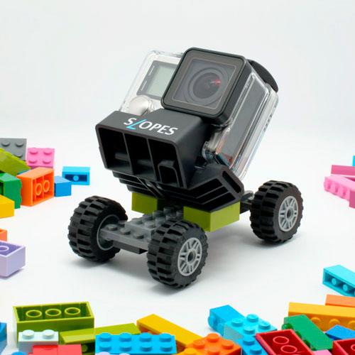 Rogeti Slopes supporto multibase per GoPro