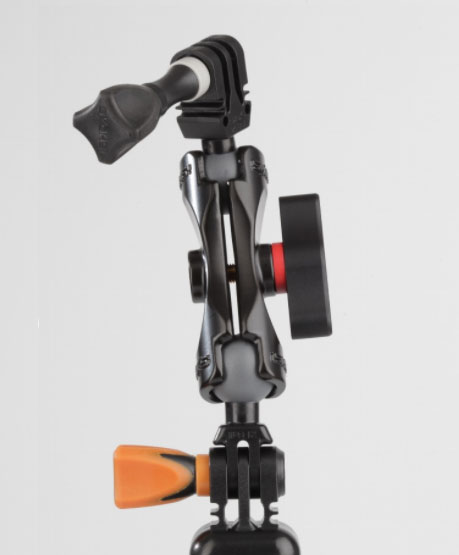 iSHOXS Grap prolunga snodabile per GoPro