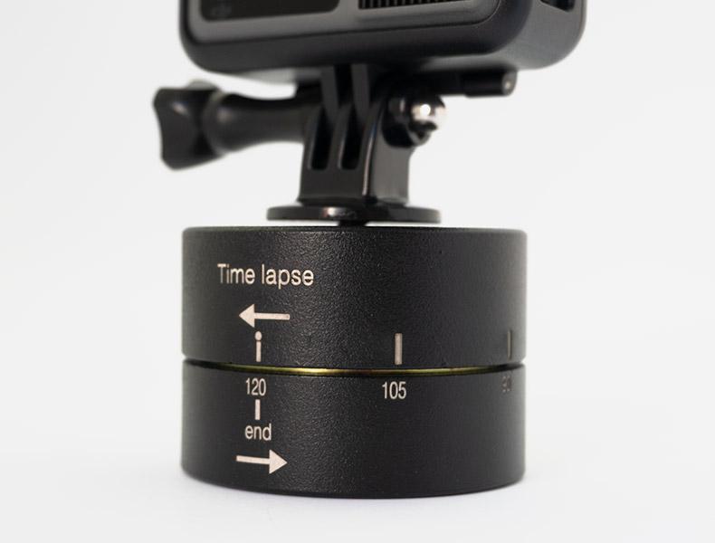 GoCamera Supporto GoPro per TimeLapse 360°
