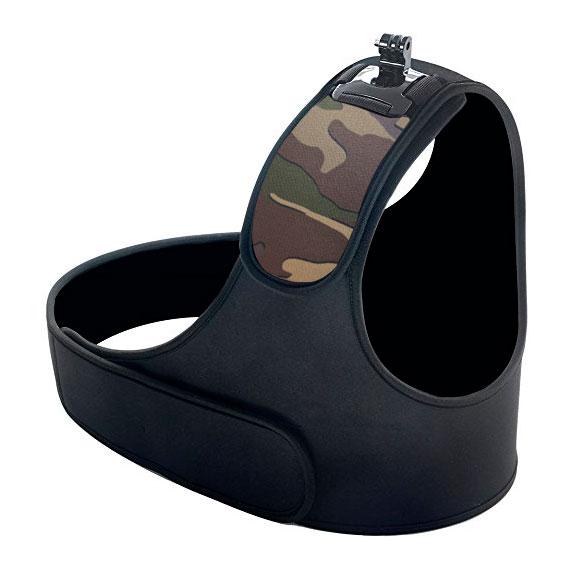 supporto gopro indossabile da spalla