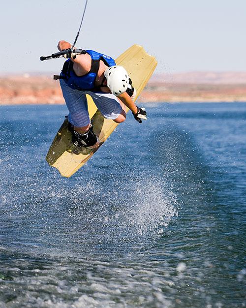 BeastMount supporto traino wakeboard per GoPro