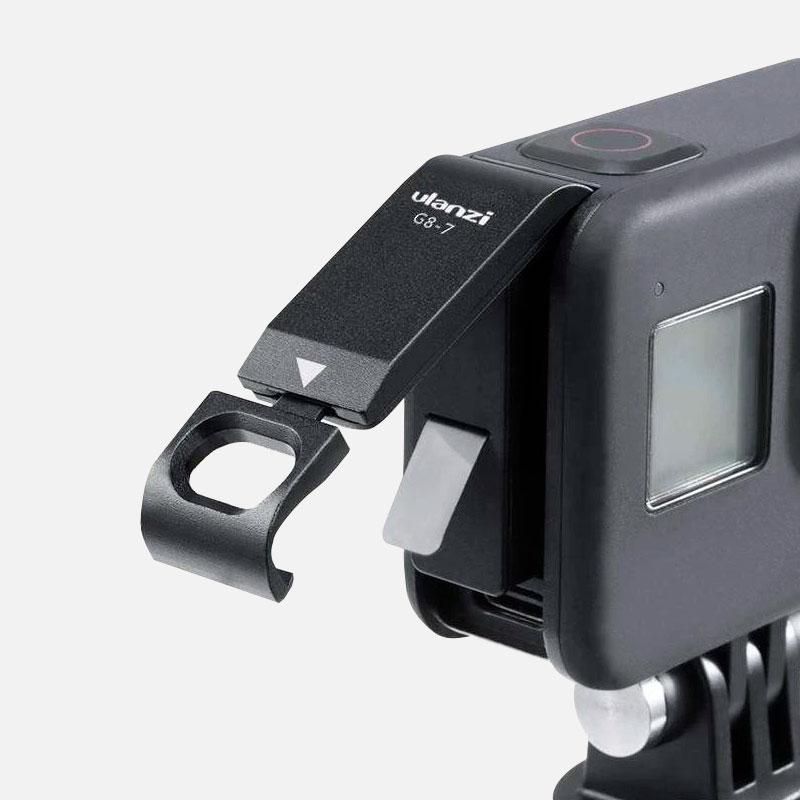 ULANZI Coperchio batteria per GoPro HERO8