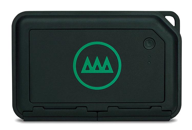 Gnarbox backup portatile
