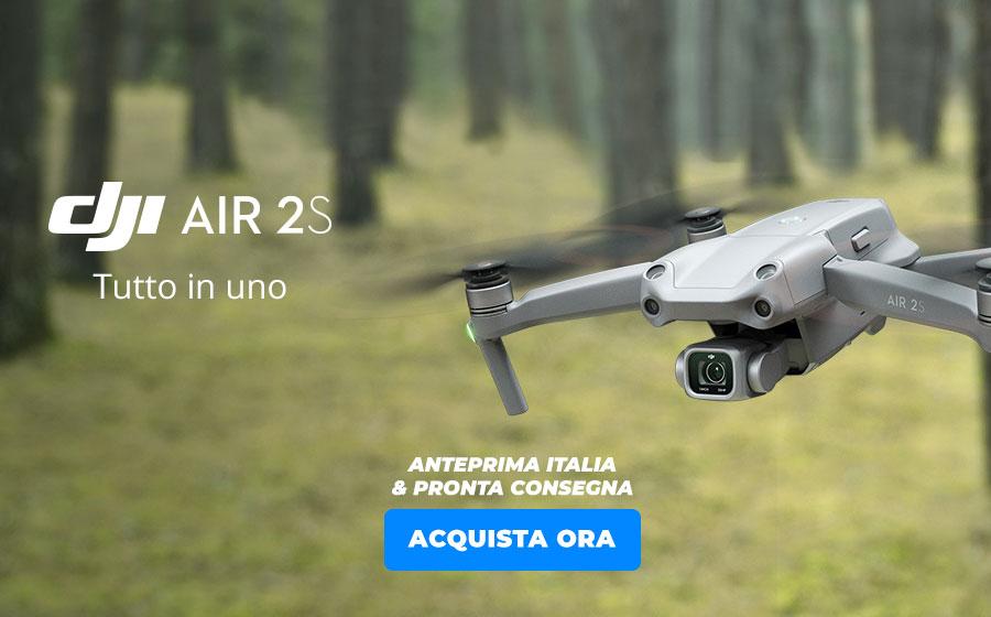 nuovo dji air 2s