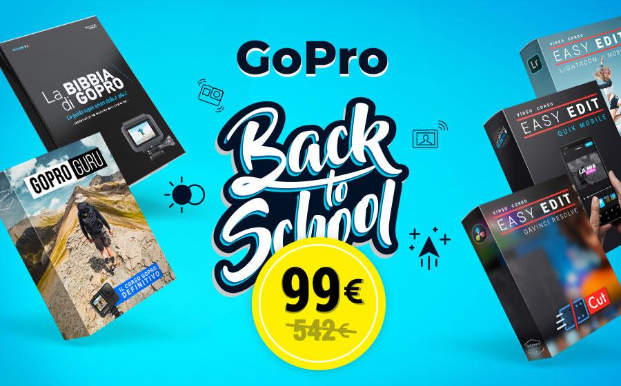GoPro Back To School