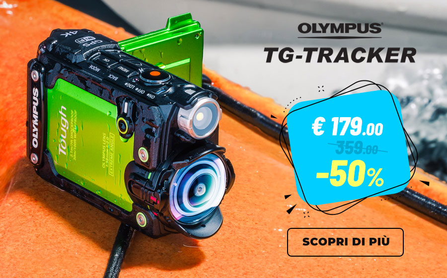 Olympus TG‑Tracker