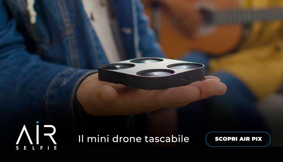 ariselfie air pix mini drone