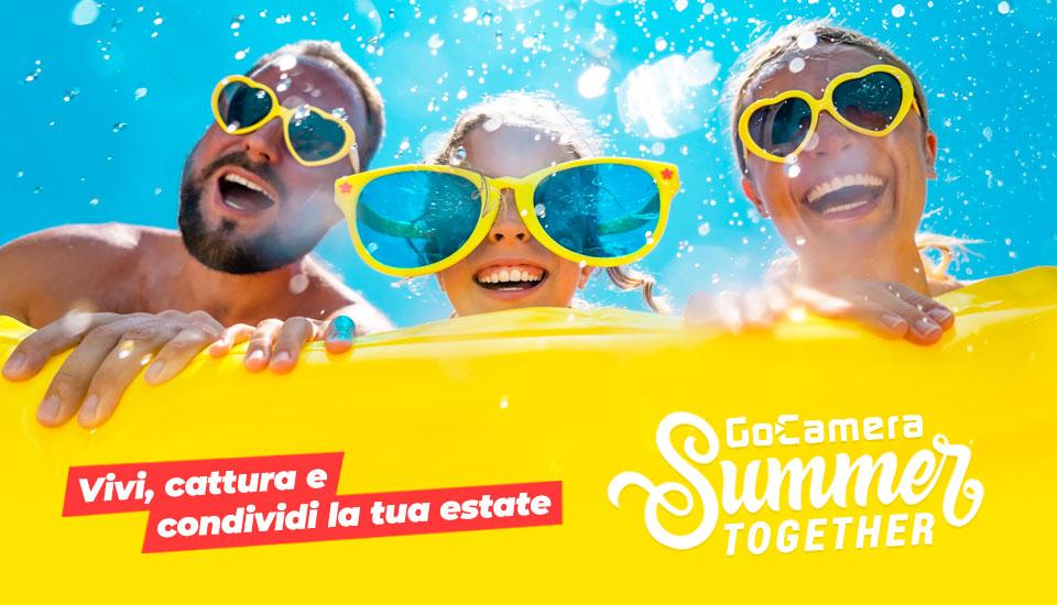 gocamera summer together
