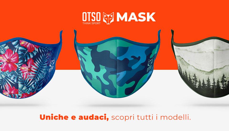 mascherine protettive sport